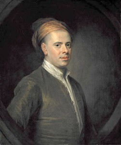 Allan Ramsay by William Aikman