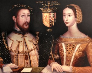 James V of Scotland and Mary of Guise