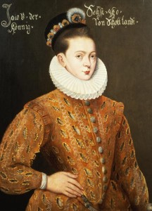 James VI of Scotland by Adrian Vanson