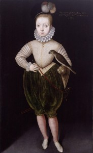 James VI of Scotland by Arnold van Brounckhorst