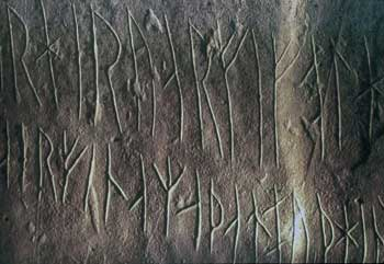 Viking Graffiti, Maes Howe