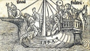 'The Ship of Fools' by Albrecht Dürer
