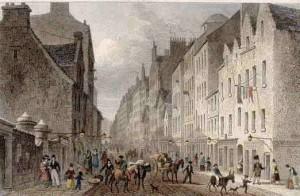 The Canongate, Edinburgh