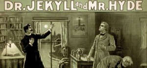Illustration of 'Strange Case of Dr Jekyll and Mr Hyde'