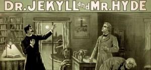 Illustration of 'Strange Case of Dr Jekyll and Mr Hyde'