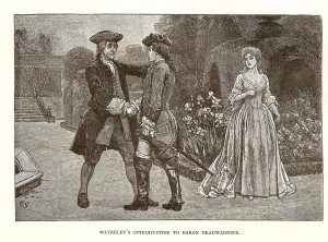 Illustration from 'Waverley'