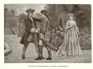 Illustration from 'Waverley'