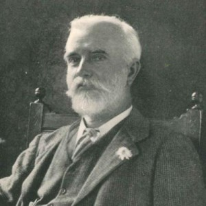 J. Logie Robertson or 'Hugh Haliburton'