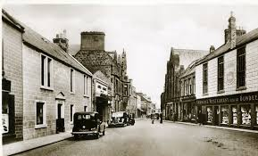 Kirriemuir, or 'Thrums', around 1900
