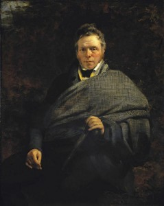 Portrait of James Hogg