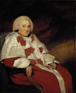 Portrait of Lord Braxfield, an 18th century judge