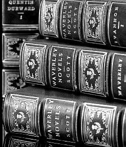 A set of the Waverley Novels
